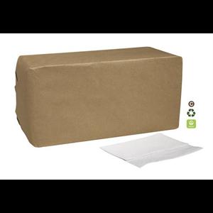 """Napkin  Master fold  White 12""""x13"""