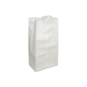 Bag Paper White 2 lb CROWN